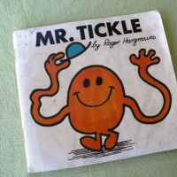 Mr Tickle has turned 40 !!